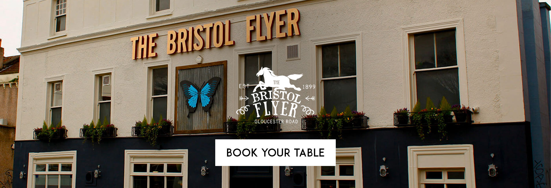 Book Your Table at The Flyer